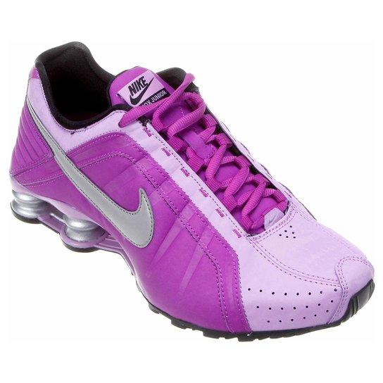 Tênis Nike Shox Junior - Compre Agora  7dee72a7d175d