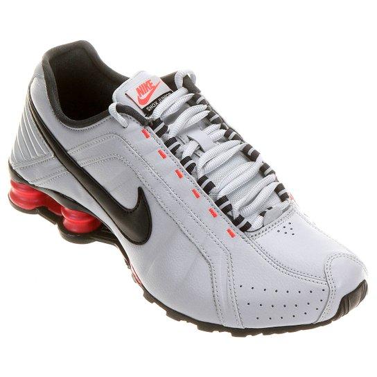 outlet store sale 00d25 ba0ec ... nike shox junior netshoes