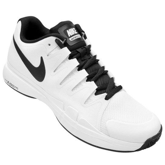 f41615fc19d Tênis Nike Zoom Vapor 9.5 Tour Masculino - Branco+Preto. Loading.