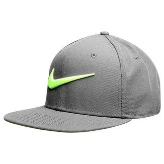 Boné Nike Aba Reta QT Pro Swoosh 1f1746d070e