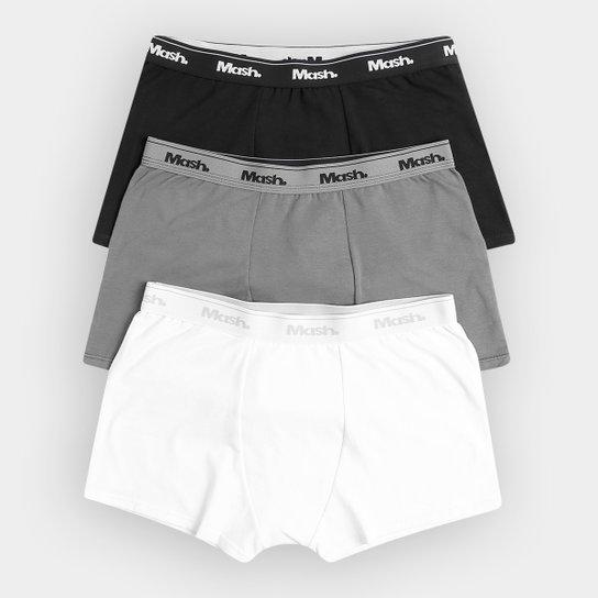 58896e910 Kit Cueca Mash Boxer 3 Peças - Compre Agora