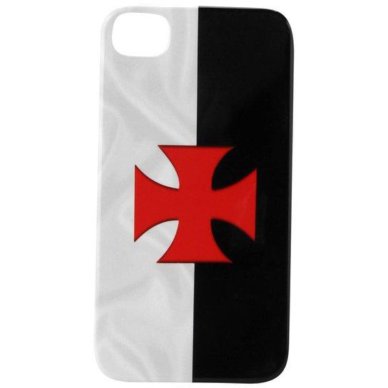 Capa p  Iphone 4 4S Vasco Cruz e Relevo - Compre Agora  cee2fd556c6a3