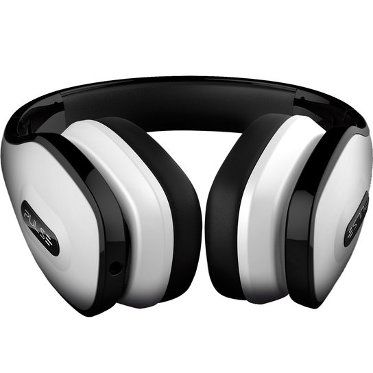 96c16610d0f Headphone PH149 P2 Branco - Pulse - Branco e Preto - Compre Agora ...