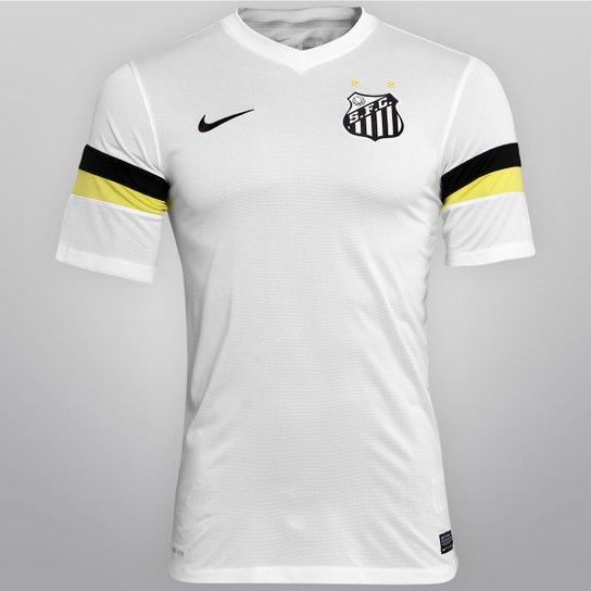 Camisa Santos I 13 14 s nº Torcedor Nike Masculina - Compre Agora ... 948b6dff283d3