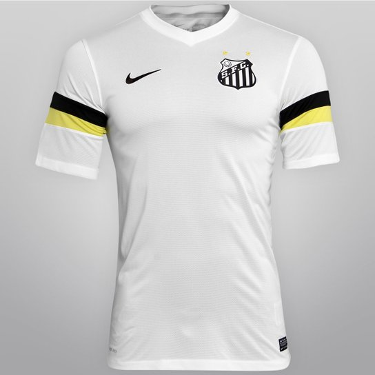 8a95a5d9a1 Camisa Santos I 13 14 s nº Torcedor Nike Masculina - Compre Agora ...