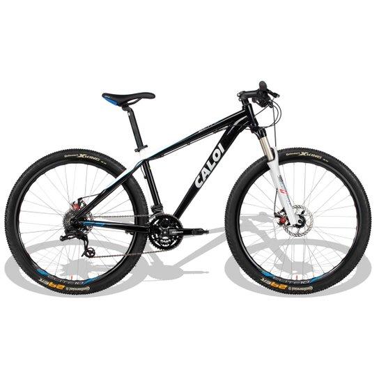 ef6bc83da Bicicleta Caloi Elite 10 - Aro 29 - 24 Marchas - Suspensão Dianteira -  Alumínio -