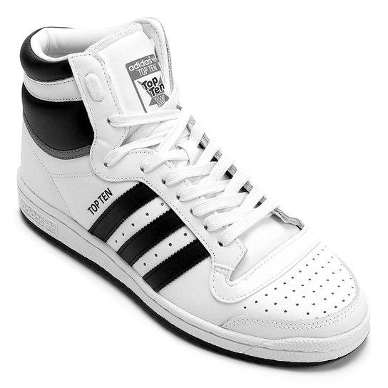 f009a1e4be7 Tênis Adidas Top Ten Hi Leather - Compre Agora