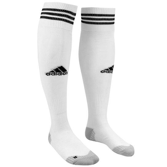 16a6915158 Meião Adidas Aditop Masculino - Branco e Preto - Compre Agora