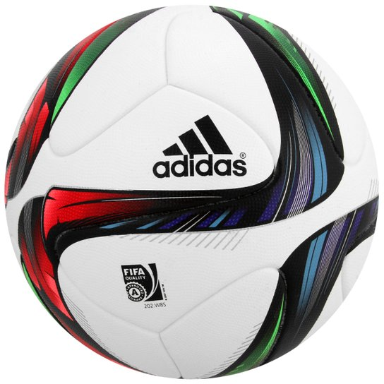 be5f333644b5d Bola Futebol Adidas Conext 15 OMB Campo - Compre Agora