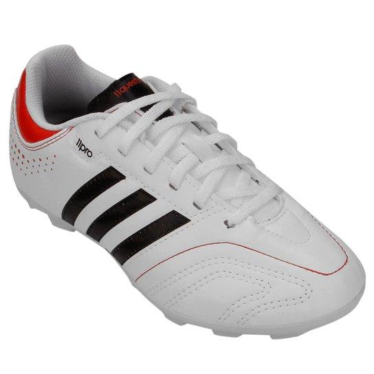 Chuteira Adidas 11 Questra TRX FG Infantil - Compre Agora  aebc23bff7211