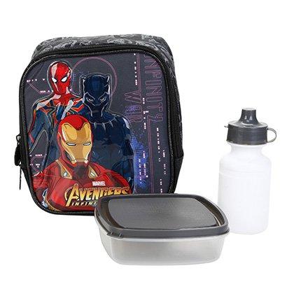 Lancheira Infantil Xeryus Avengers Infinity War