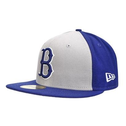 Boné New Era 5950 Customizer Brooklyn Dodgers