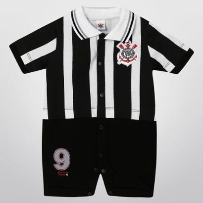 Macacão Corinthians Infantil