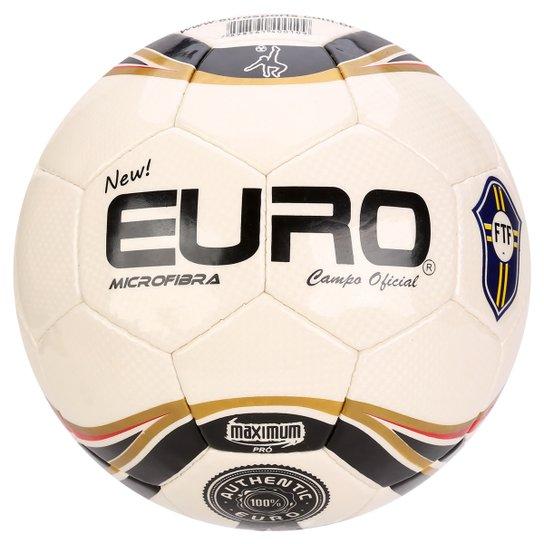 Bola Futebol New Euro Campo - Compre Agora  66a5cbc4a3a7f