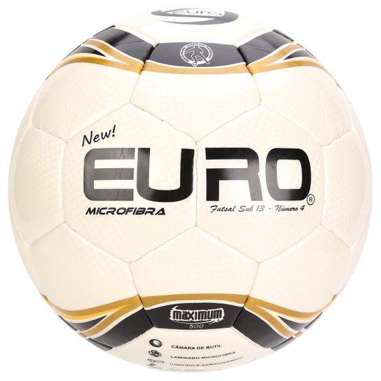 bcdc3f31ca Bola Futebol New Euro Futsal Sub 13 - Compre Agora