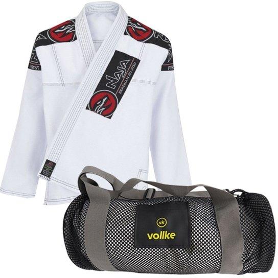 e9948d54f62 Kit Jiu Jitsu com Bolsa Vollke - Compre Agora