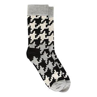 719eac60c ... Filled Optic Masculina · Confira · Meia 3 4 Happy Socks Argyle Sock