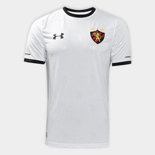 dc192135e4867 Camisa Sport Recife II 2018 s n° - Torcedor Under Armour Masculina - Branco