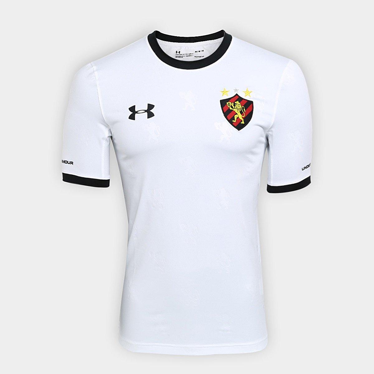 81dcf9905e3 Camisa Sport Recife II 2018 s n° - Jogador Under Armour Masculina