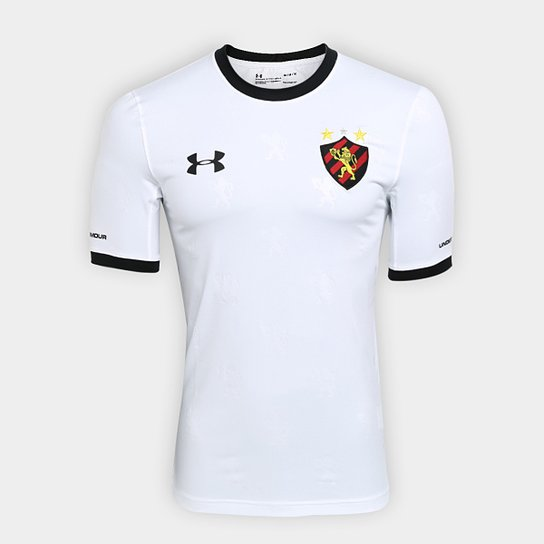 0cd4ce86366 Camisa Sport Recife II 2018 s n° - Jogador Under Armour Masculina - Branco