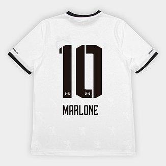 3f202e32d8f9e Camisa Sport Recife II 2018 Nº 10 Marlone - Torcedor Under Armour Masculina