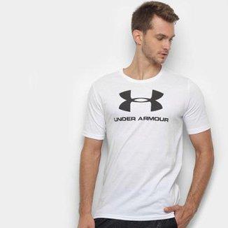 47251fbfa2 Camiseta Under Armour Sportstyle Logo 19 Masculina