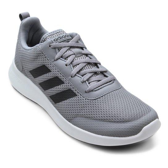 Tênis Adidas CF Element Race Masculino - Cinza e Preto - Compre ... cbcf3c69c6d0e