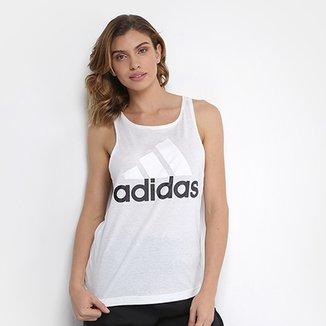Regata Adidas Essentials Linear Lo Feminina afcca0cc08d45