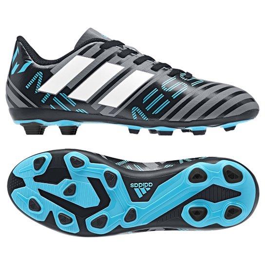bae584ec89 Chuteira Campo Infantil Adidas Nemeziz Messi 17.4 FXG - Compre Agora ...
