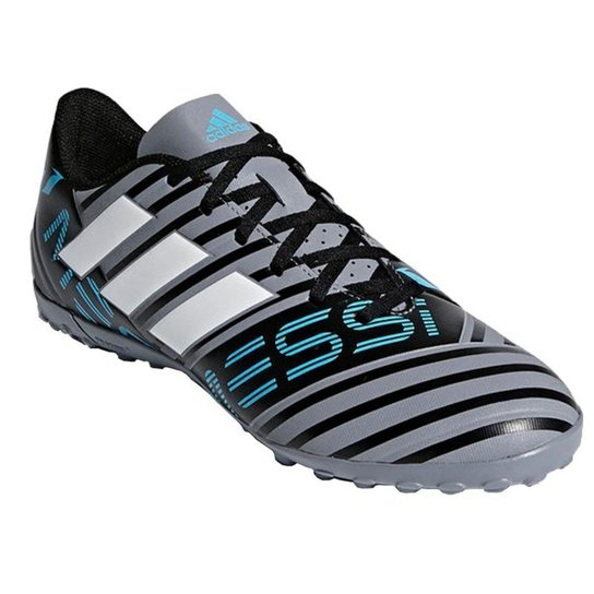 b464b508f2 Chuteira Society Adidas Nemeziz Messi 17.4 TF - Compre Agora