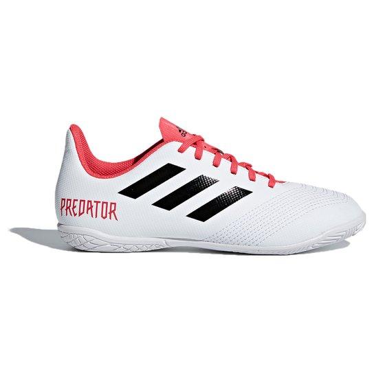 Chuteira Futsal Infantil Adidas Predator 18.4 IN - Compre Agora ... c4dfce5553693
