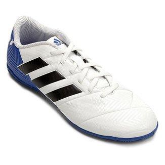 Chuteira Futsal Adidas Nemeziz Messi Tan 18 4 IN 0b2b5d26fd4c7