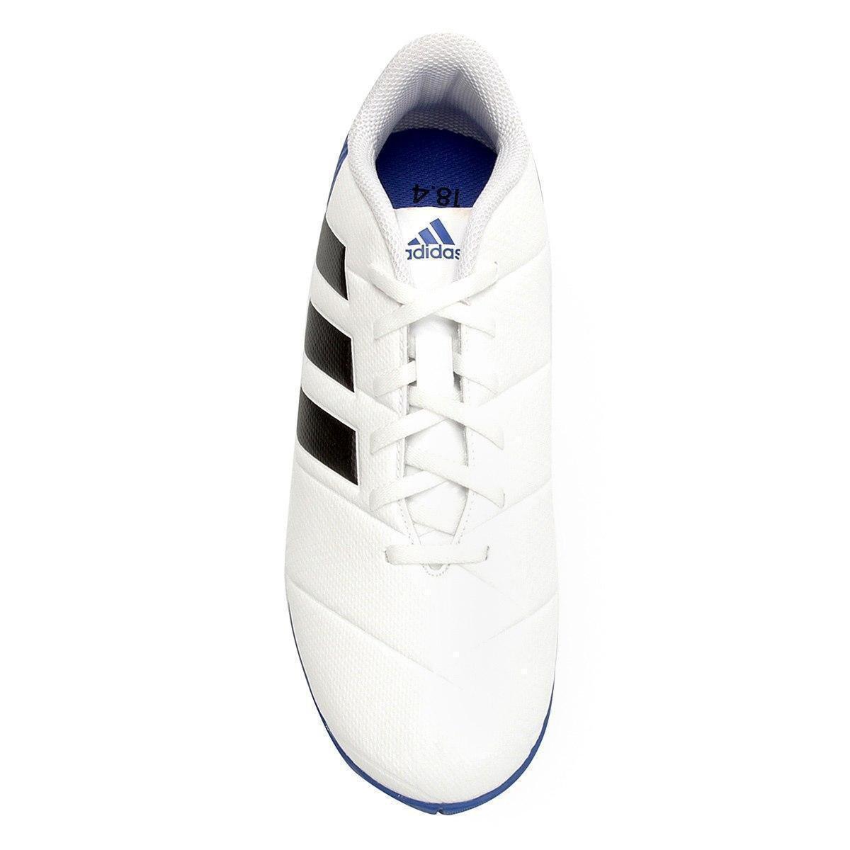 bd0da2b4ef Chuteira Futsal Adidas Nemeziz Messi Tan 18 4 IN
