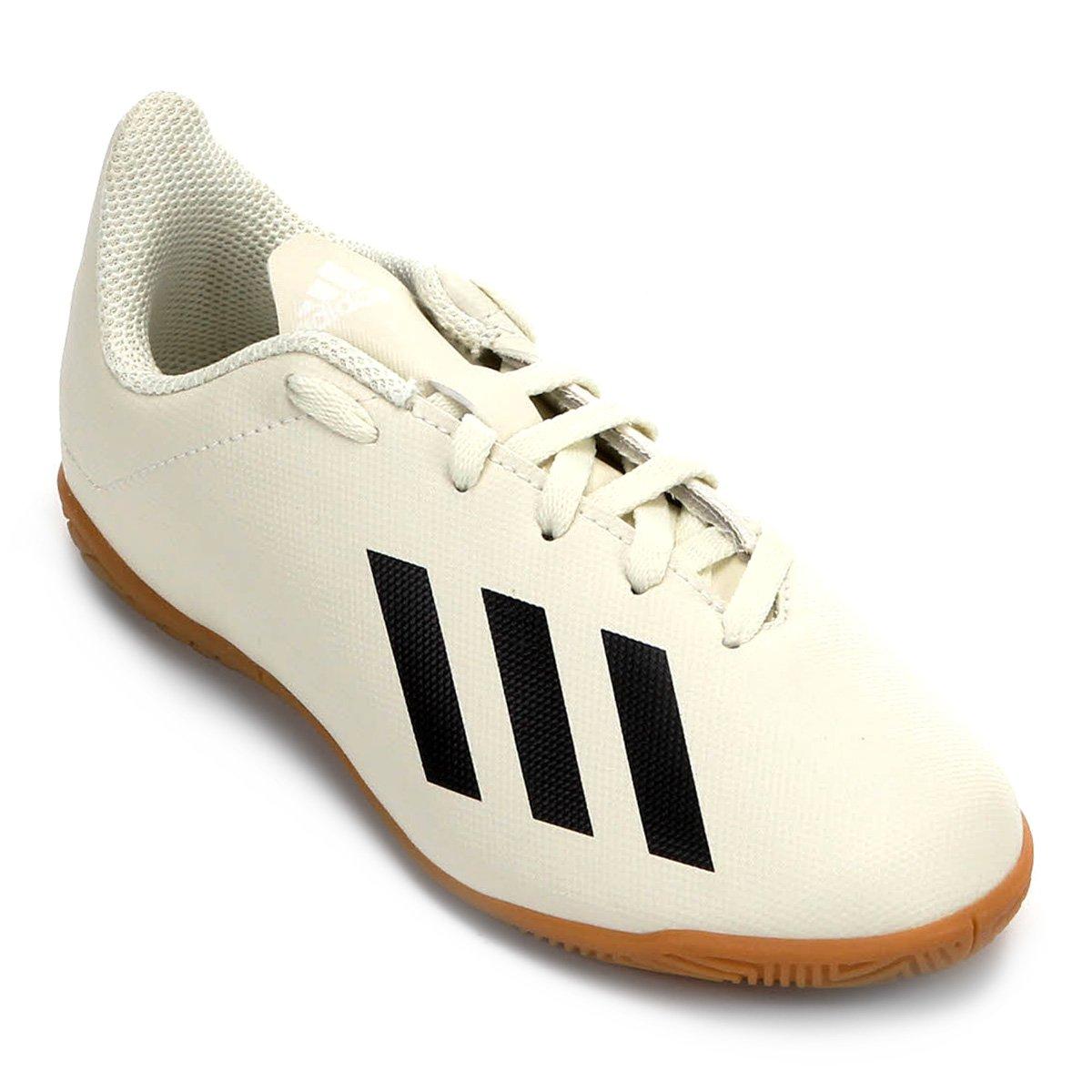 8749f24a9d Chuteira Futsal Infantil Adidas X Tango 18 4 In