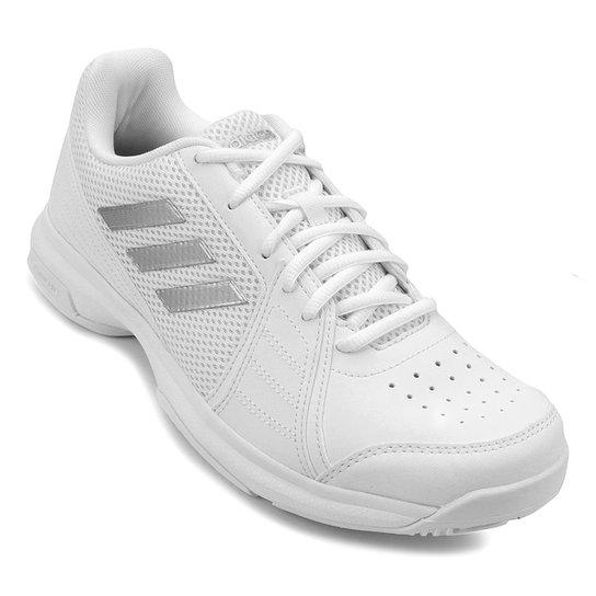 033428a80ea Tênis Adidas Approach Masculino - Branco e Cinza - Compre Agora ...
