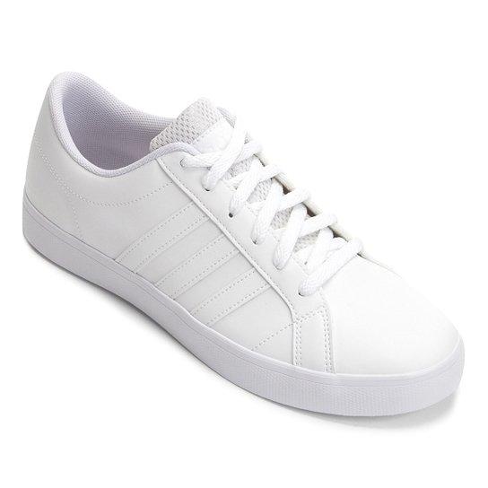 67a8445f931c4 Tênis Adidas VS Pace Masculino - Branco | Netshoes