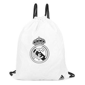 Sacola Real Madrid Adidas Ginástica 389d3f9447b