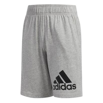 Short Infantil Adidas Knit Masculino