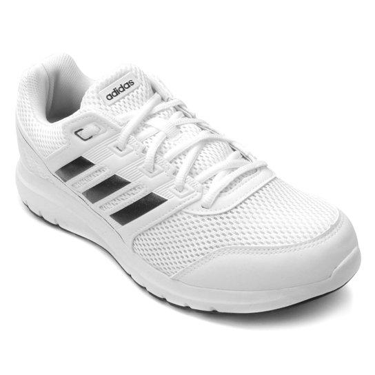Tênis Adidas Duramo Lite 2.0 Masculino - Branco e Preto - Compre ... ecb274501db09