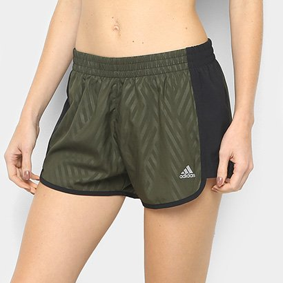 Short Adidas Braid Feminino
