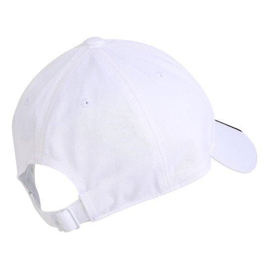 Boné Adidas Ess 3 Stripes Cotton Aba Curva - Compre Agora  2ac292ec2a5
