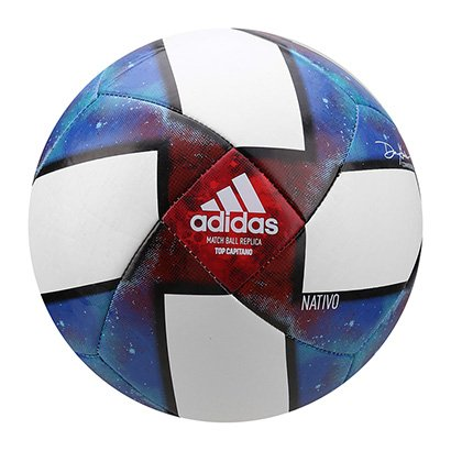 7b3f07c4dd293 Bola de Futebol Campo Adidas Major League Soccer Top Glider Replique