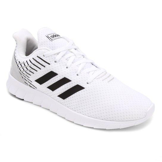 7c1af3d849 Tênis Adidas Asweerun Masculino - Branco e Preto | Netshoes