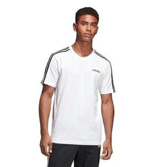 e498176e1fd Camiseta Adidas Essentials 3-Stripes Masculina