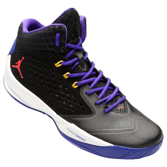 6e314d0b0f164 Tênis Nike Jordan Rising High - Compre Agora