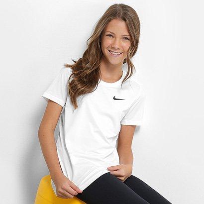 Camiseta Infantil Nike G Np Cl Top