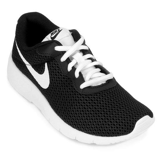 Tênis Infantil Nike Tanjun Masculino - Branco e Preto - Compre Agora ... 9d7927cc170ea