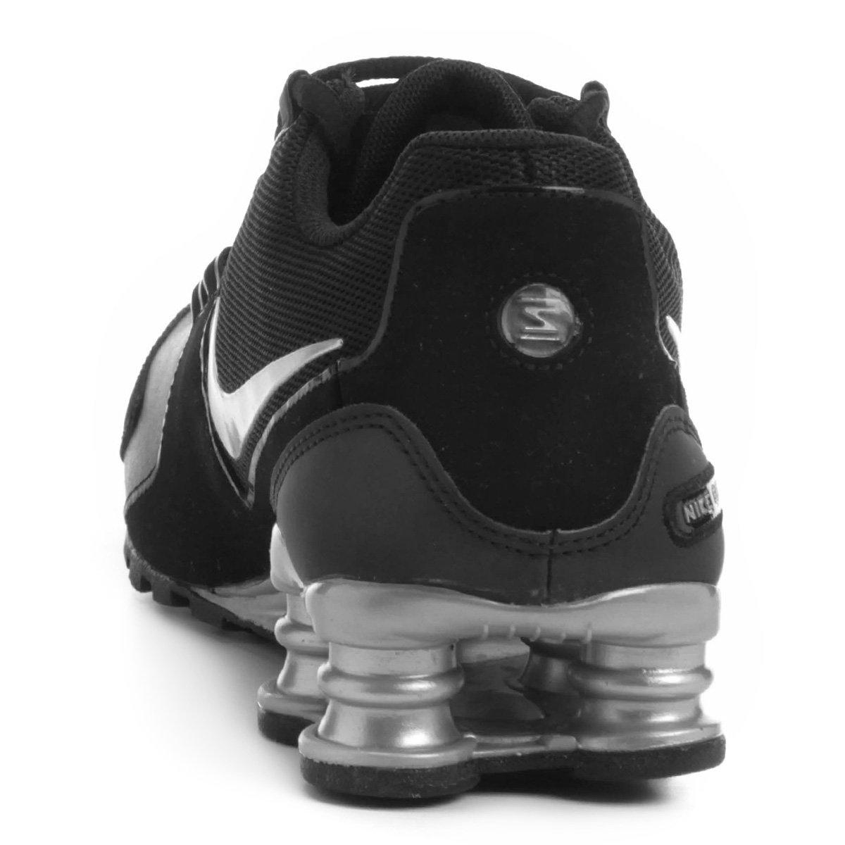 timeless design 85ae2 cd12a Tênis Couro Nike Shox Avenue LTR Masculino   Livelo -Sua Vida com Mais  Recompensas