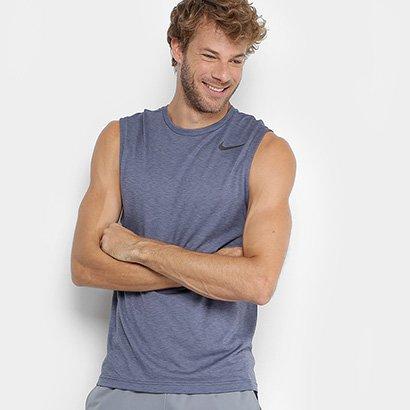 880d3f8219 Regata Nike Breathe Tank Muscle Hyper Masculina