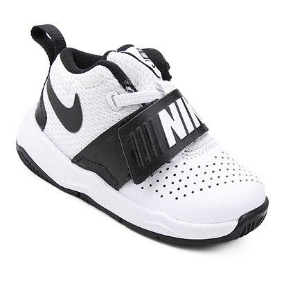 c1b7b872c6 ... Tênis Infantil Couro Nike Team Hustle D Masculino. Passe o mouse para  ver o Zoom